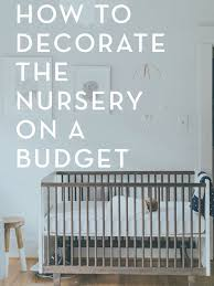 Nursery Decor Pinterest Awesome Nursery Decorating Ideas Pictures Liltigertoo