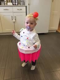 Cupcake Halloween Costume Baby Homemade Halloween Costumes Family Tradition