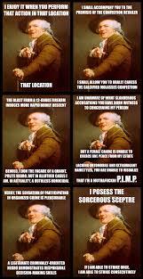 Joseph Ducreux Memes - joseph ducreux redux by mirkanoregon on deviantart