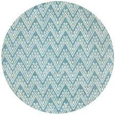 chevron round 7 u0027 and larger round area rugs rugs the