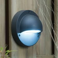 deimos led garden wall light lighting direct