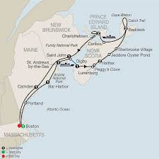 St Andrews State Park Map by Globus Tours 2018 Globus Usa And Canada Tours Tours Safe