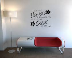 funny home decor all the flowers decoration today tomorrow home decor wall art