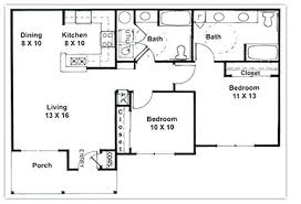 2 bedroom and bathroom house plans 3 bedroom with basement house plans 2 bedroom 2 bath house plans