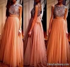 prom dresses peach 2016 2017 b2b fashion