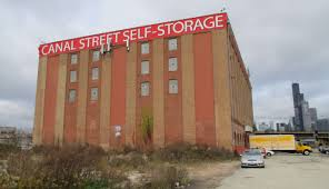 Chicago Street Parking Map by Storage Units In Chicago Il Located At 1601 S Canal Street