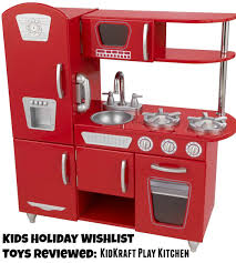 kidkraft vintage kitchen review where imagination grows