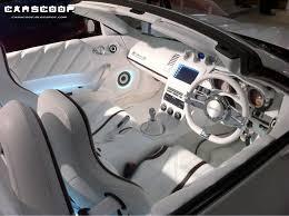 350z Custom Interior Porsche Panamera Based Off Nissan 350z Car Tuning