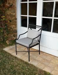 Metal Garden Chair Contemporary Garden Chair Metal 1950 By Atelier Créatif