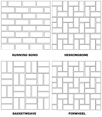 home dzine home improvement lay a brick floor