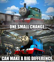 Thomas The Tank Engine Meme - thomas the tank engine 70 years meme by 736berkshire on deviantart