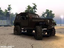 minecraft jeep wrangler jeep cj7 renegade