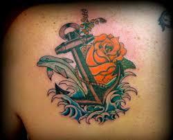 30 beautiful anchor tattoos