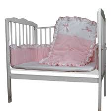 Small Crib Bedding Babydoll Bedding 3 Portable Mini Crib Bedding Set Reviews