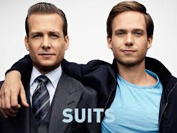 amazon com suits season 1 patrick j adams rick hoffman