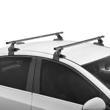 Jetta Roof Rack by Sportrack Sr1010 Complete Roof Rack System