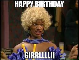 Funny Sister Meme - happy birthday gif animated images text png meme funny pics