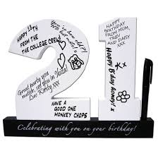 21st birthday gifts at find me a gift
