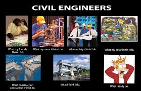 Civil Engineering Meme - image 252612 what people think i do what i really do know
