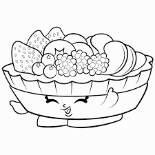 peachy design ideas coloring pages of fruit salad coloring pages