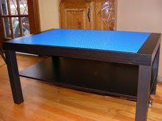 Lego Table Ikea by Diy Make Lego Table Using Parsons Table From Walmart 4 Lego