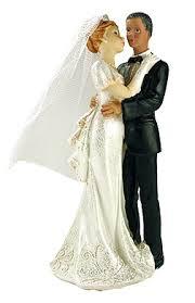 mariage mixte figurines des mariés mariage mixte pour que votre gâteau soit le