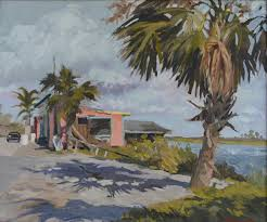 captured in paint central florida in art albin polasek museum