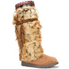 womens boots bc muk luks s leela boot walmart com