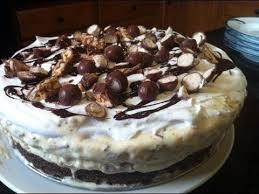 ice cream cake recipe snickers and malted milk balls