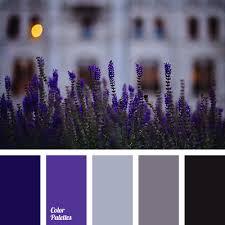gray lilac color palette ideas