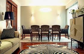 Zebra Dining Room Chairs by Zebra Print Dining Room Chairs 4 Best Dining Room Furniture Sets