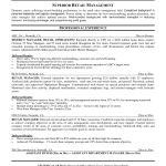 Retail Resume Examples by Store Manager Resume Examples Prefessional Experience