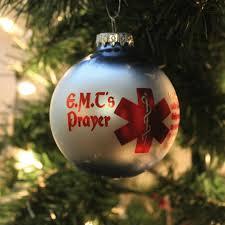 ems emt paramedic ambulance ornaments ornament megastore