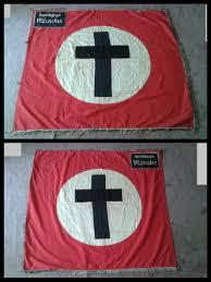 Ww2 Allied Flags Ww2 German Flag Standarte City Of Munster Christian Flag