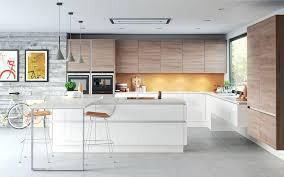 cuisine blanche carrelage gris 1001 conseils et idées pour aménager une cuisine moderne