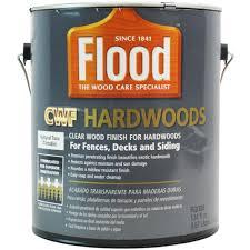 Longest Lasting Cedar Deck Stain by Flood Cwf Hardwood Stain 1gallon The Sealer Store