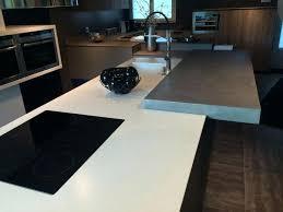 cuisine rouen beton cire cuisine plan de travail de cuisine en beton cire rouen