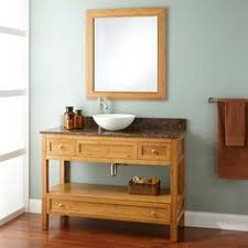 Narrow Vanity Table with 48