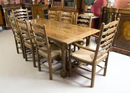 Refectory Dining Tables Dining Table With 8 Chairs U2013 Thelt Co