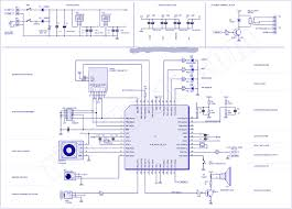 make home automation using microcontroller circuit diagram of