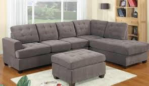 Leather Sectional With Chaise And Ottoman Sofa Sectional With Ottoman And Chaise Sweet Chocolate Sectional
