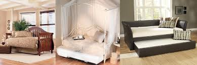 White Twin Canopy Bedroom Set Bedroom Interesting Daybed Furnishing Your Enjoyable Home