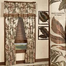 bali kitchen window curtain tiers caurora com just all about