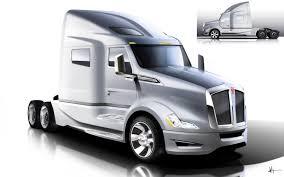 kenworth t680 concept theme truck design pinterest volvo