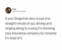 Story Meme - dopl3r com memes amy asamantha321 if your snapchat story is