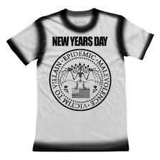 new years t shirts new years day official merchandise absolute merch