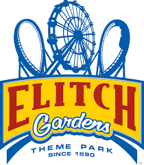 Six Flags Logo Elitch Gardens Name To Remain U2013 The Denver Post
