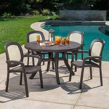 Costco Patio Furniture Dining Sets Outdoor Patio Dining Sets Costco