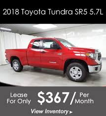 toyota tundra lease specials toyota lease specials and incentives toyota of keene nh