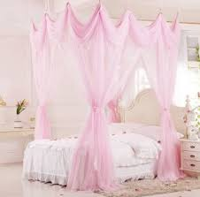 Princess Canopy Bed Pink Princess Bed Canopy Bedroom Pinterest Canopy